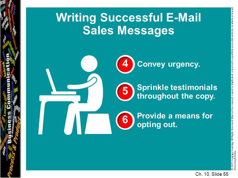 Writing Successful E-Mail