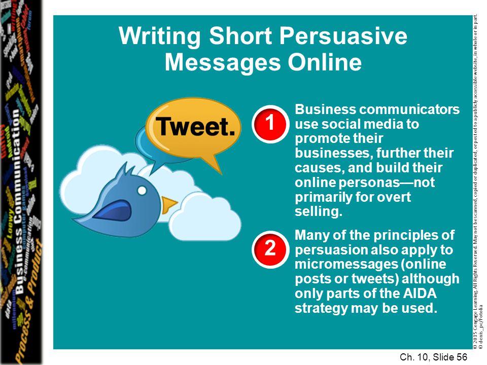 Writing Short Persuasive