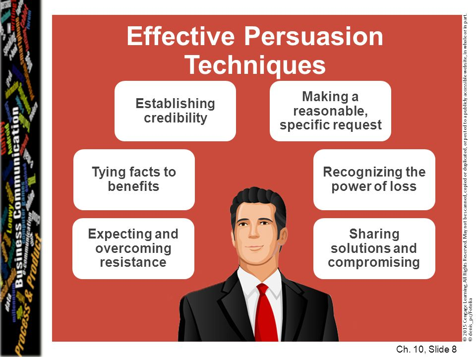 Effective Persuasion Techniques