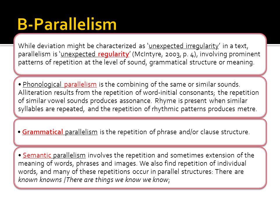 B-Parallelism