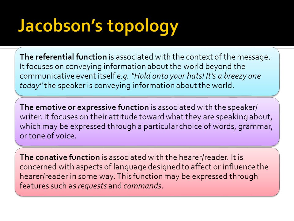Jacobson's topology