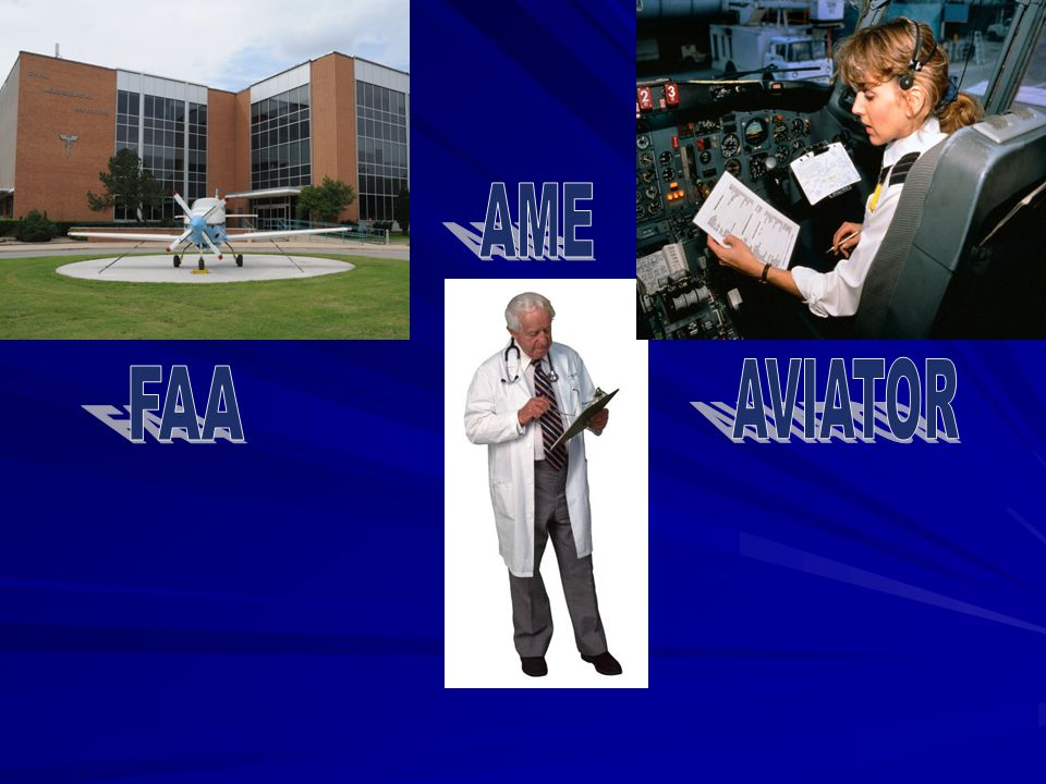 AME AVIATOR FAA