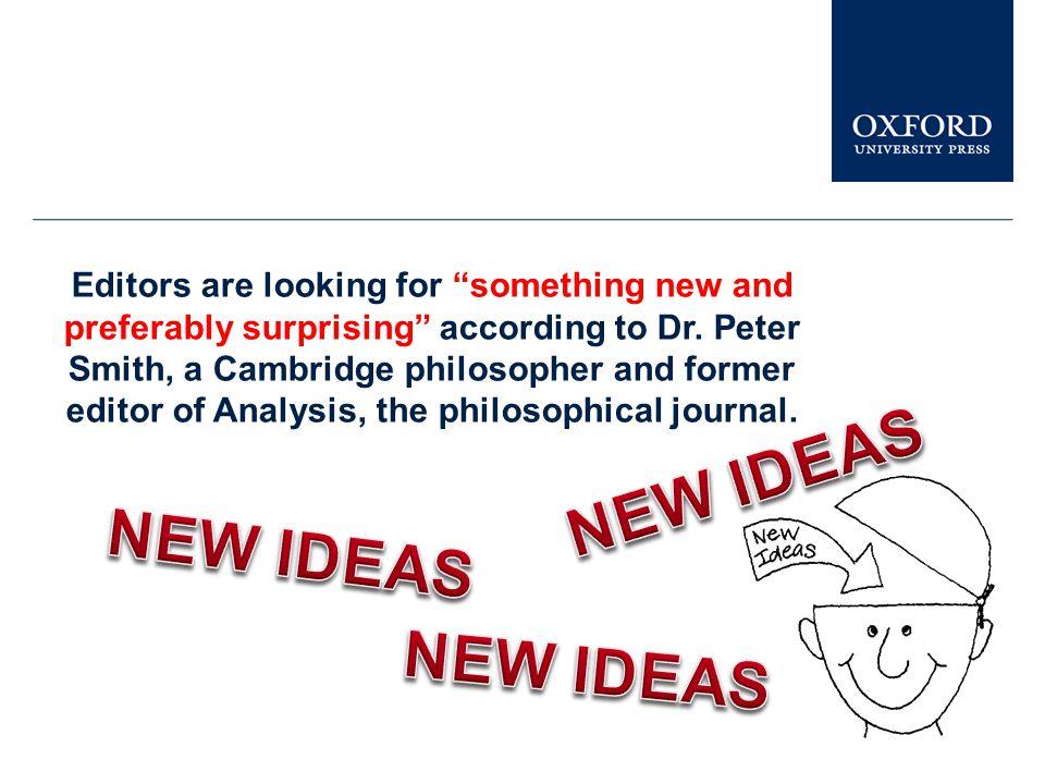 NEW IDEAS NEW IDEAS NEW IDEAS