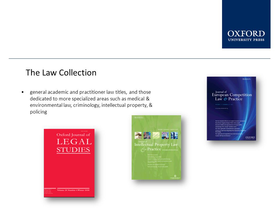 The Law Collection