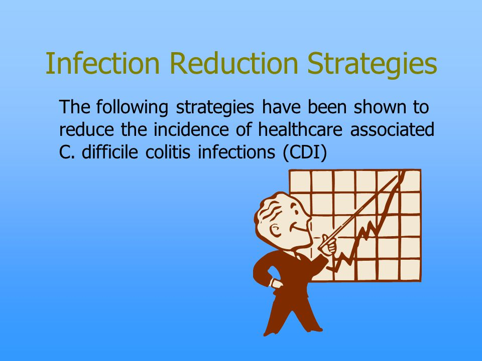 Infection Reduction Strategies