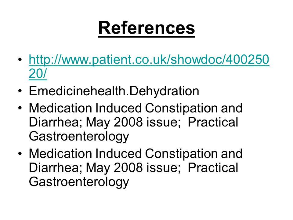 References http://www.patient.co.uk/showdoc/40025020/