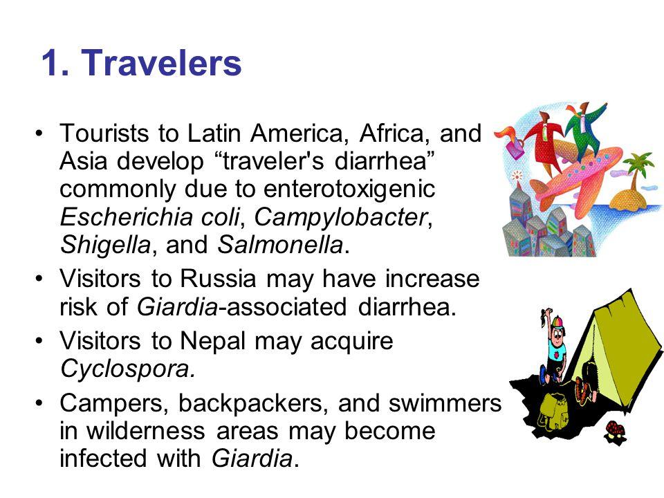 1. Travelers