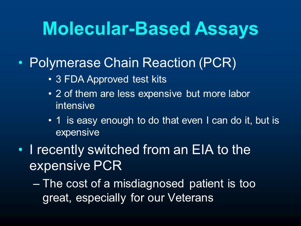 Molecular-Based Assays