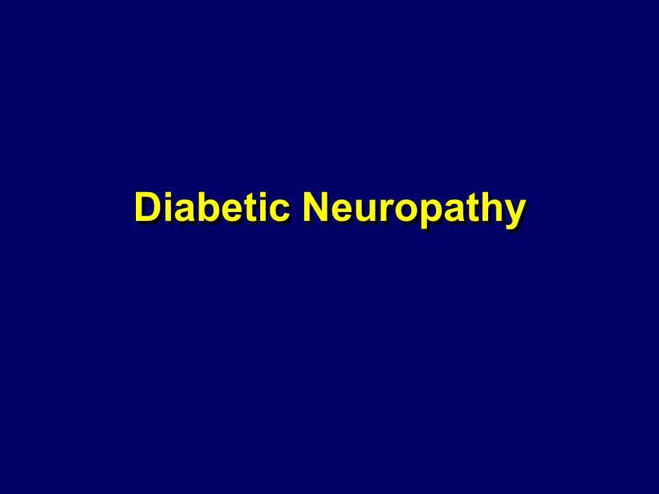 Diabetic Neuropathy