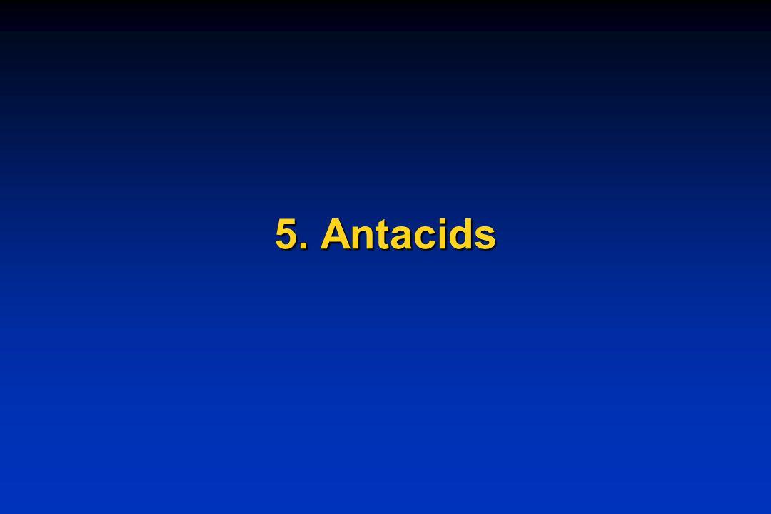 5. Antacids