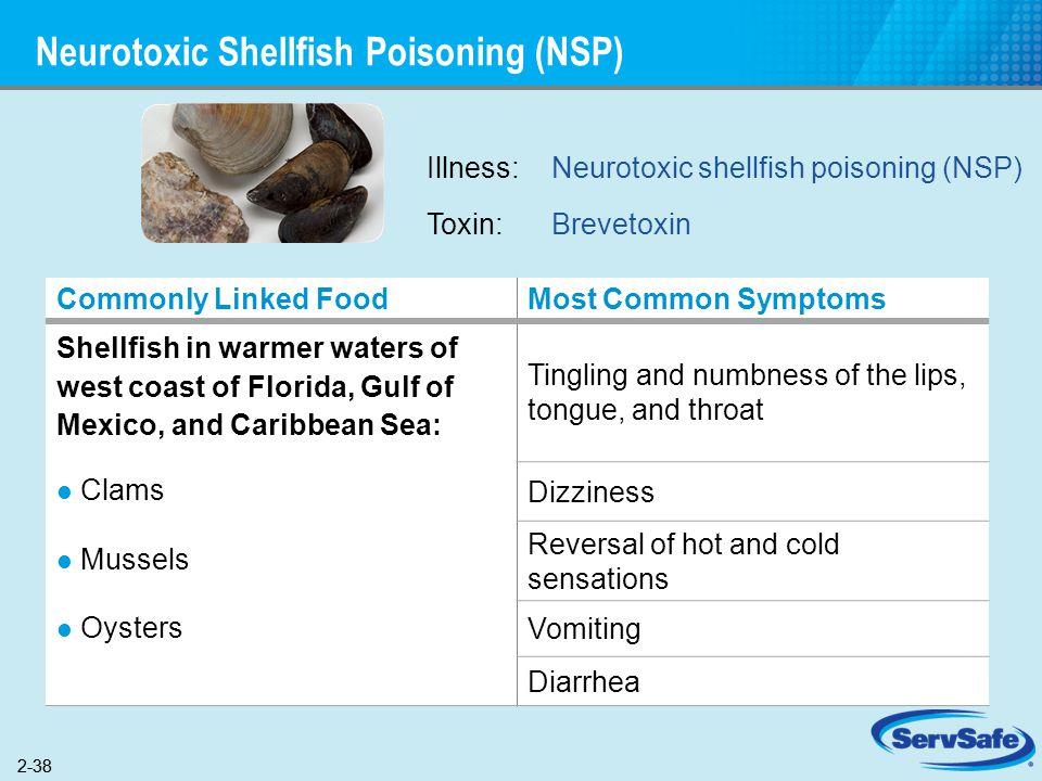 Neurotoxic Shellfish Poisoning (NSP)