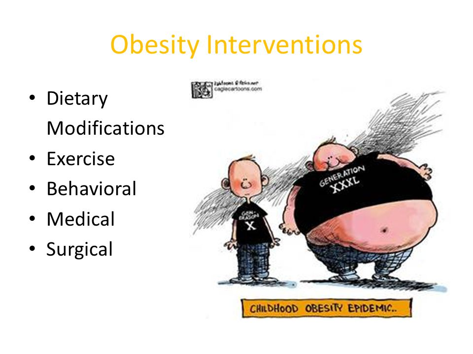 Obesity Interventions