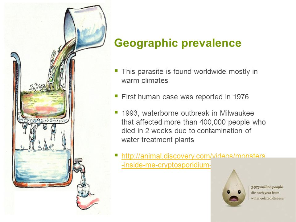 Geographic prevalence