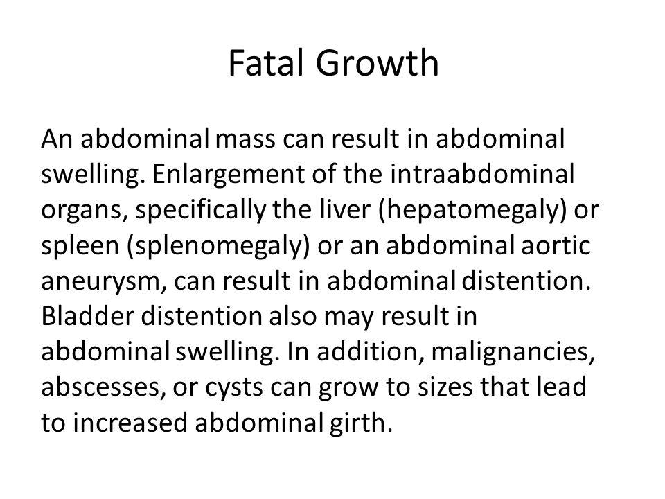 Fatal Growth
