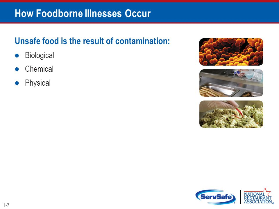 How Foodborne Illnesses Occur