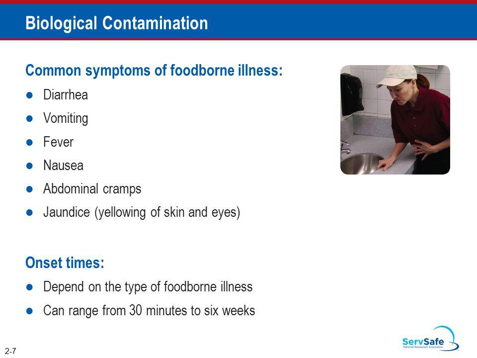Biological Contamination