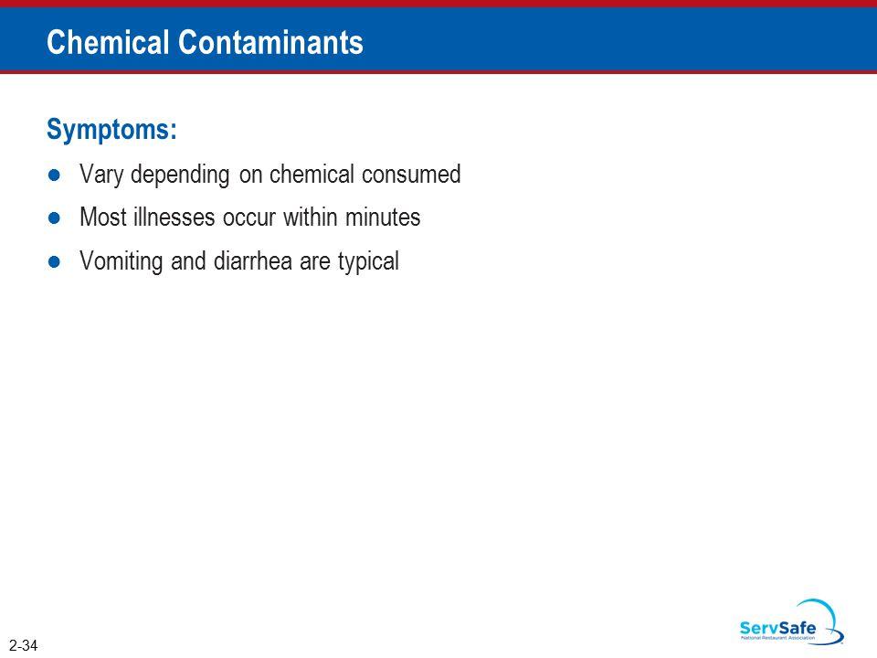 Chemical Contaminants