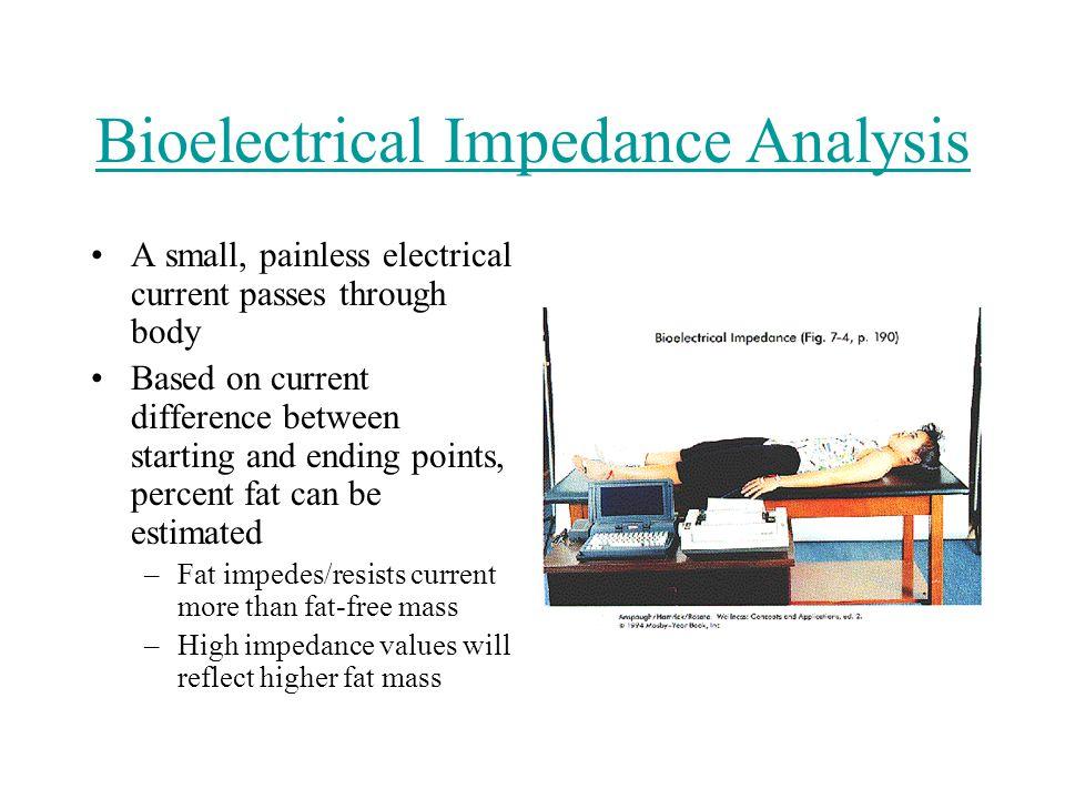 Bioelectrical Impedance Analysis
