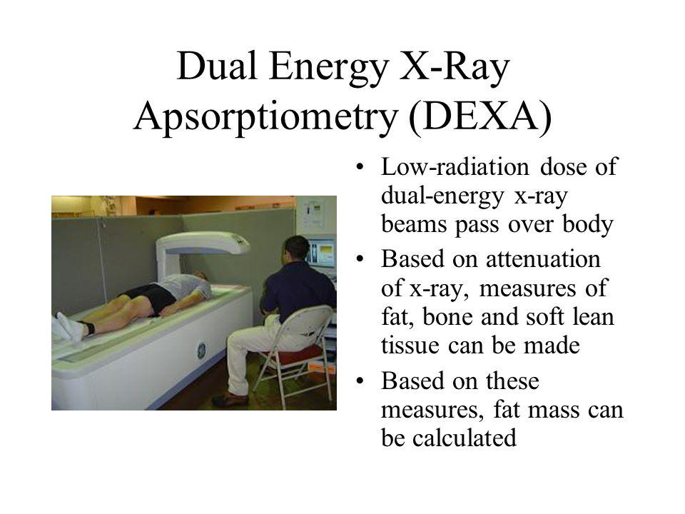 Dual Energy X-Ray Apsorptiometry (DEXA)