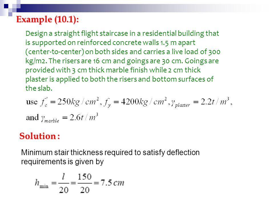 Example (10.1):