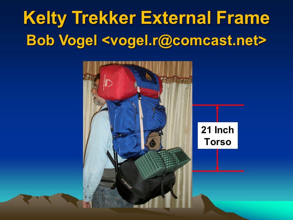 Kelty Trekker External Frame Bob Vogel <vogel.r@comcast.net>