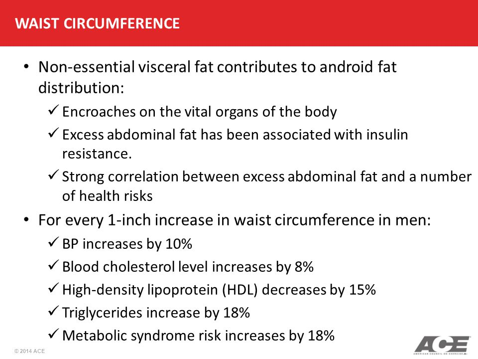 Non-essential visceral fat contributes to android fat distribution: