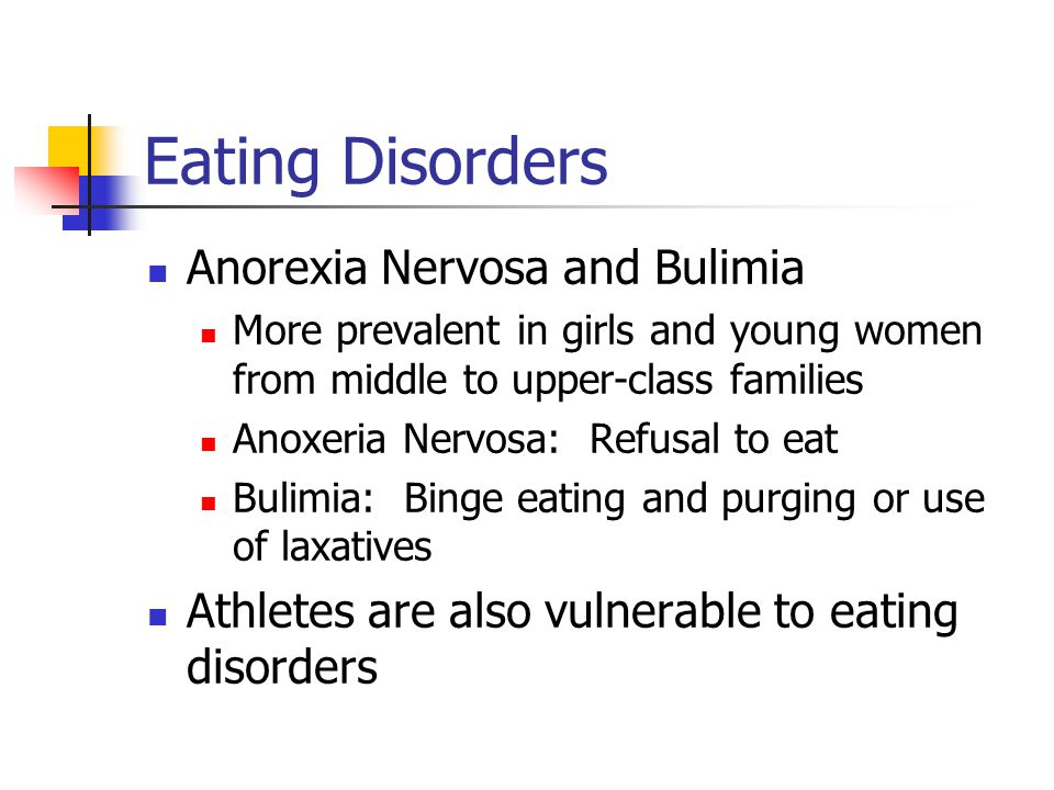 how to answer questions about weight gain with eating disorders