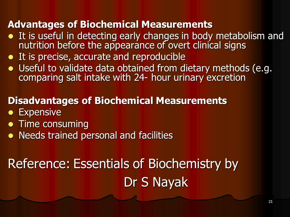 Reference: Essentials of Biochemistry by Dr S Nayak