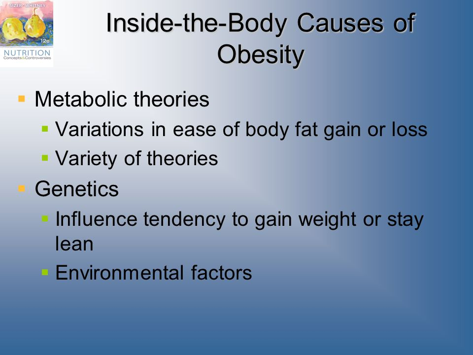 Inside-the-Body Causes of Obesity
