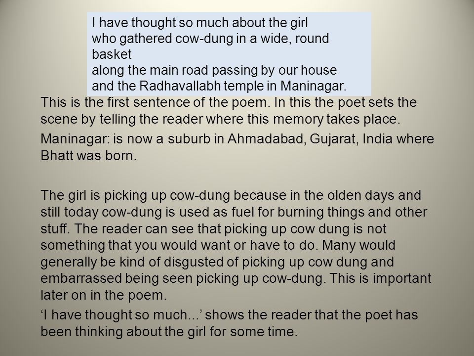 muliebrity poem essay