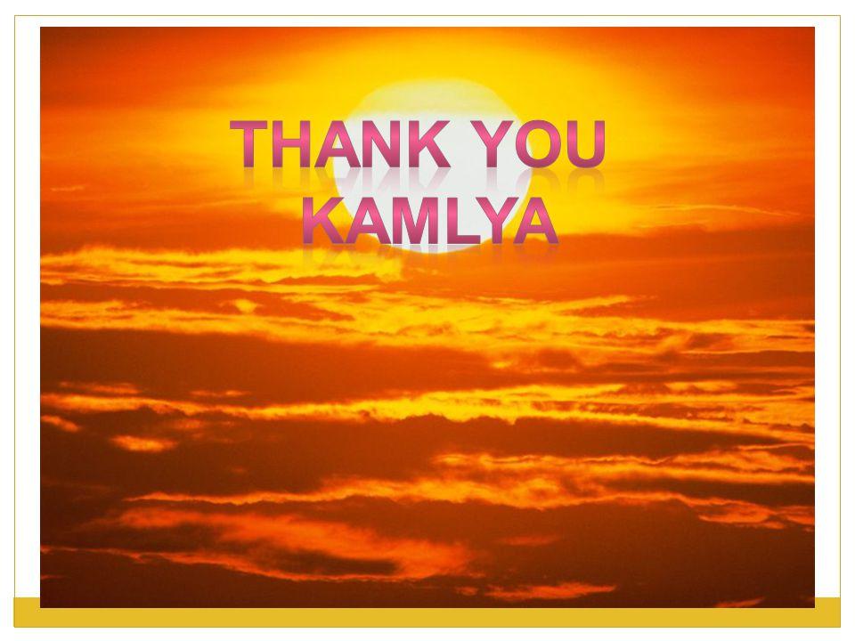 Thank you kamlya