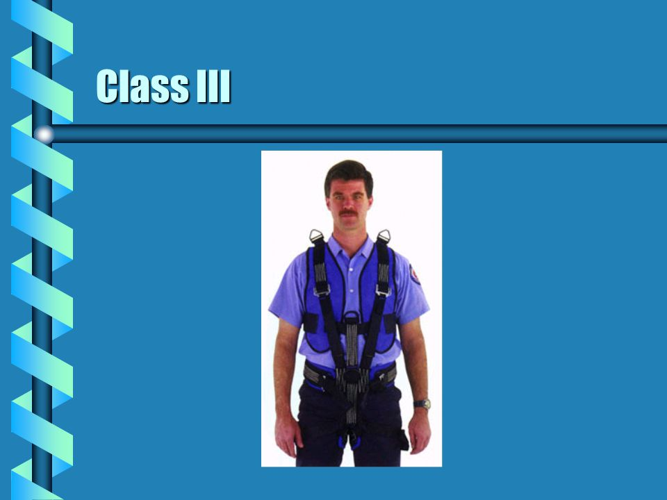 Class III 32