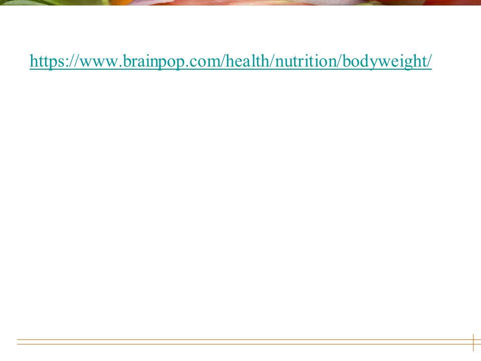 https://www.brainpop.com/health/nutrition/bodyweight/