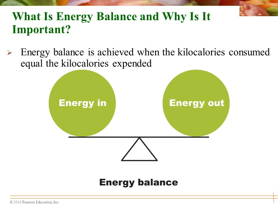 What Is Energy Balance and Why Is It Important
