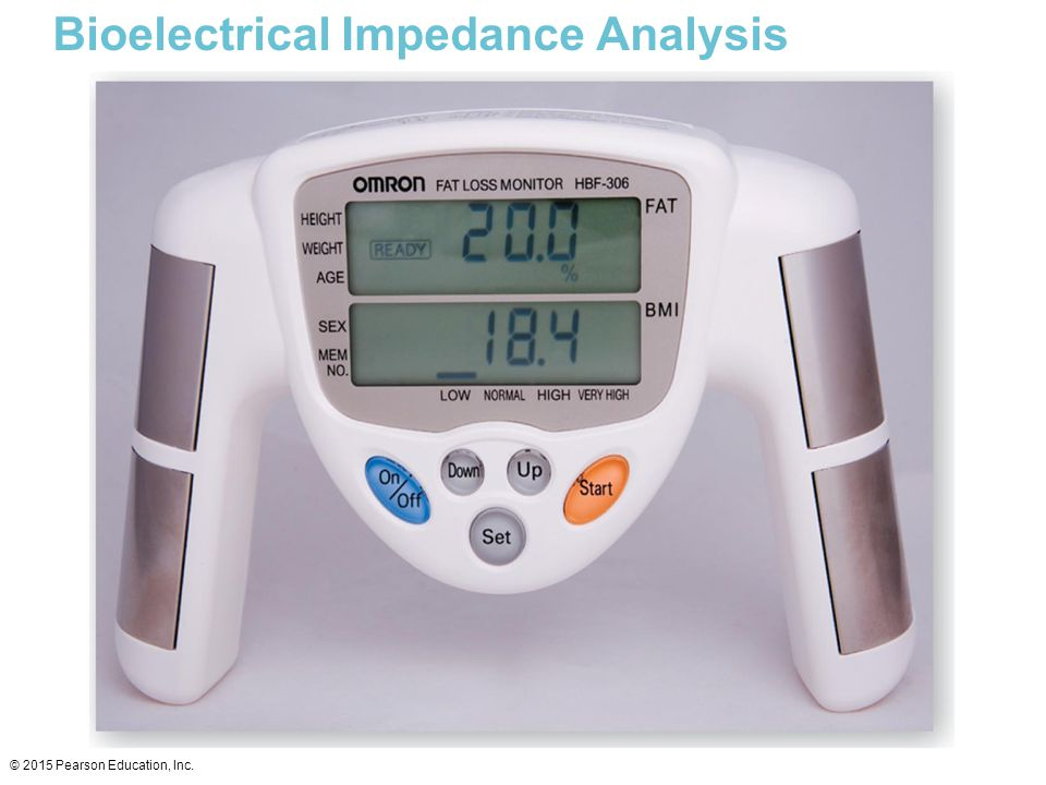 Bioelectrical Impedance Analysis