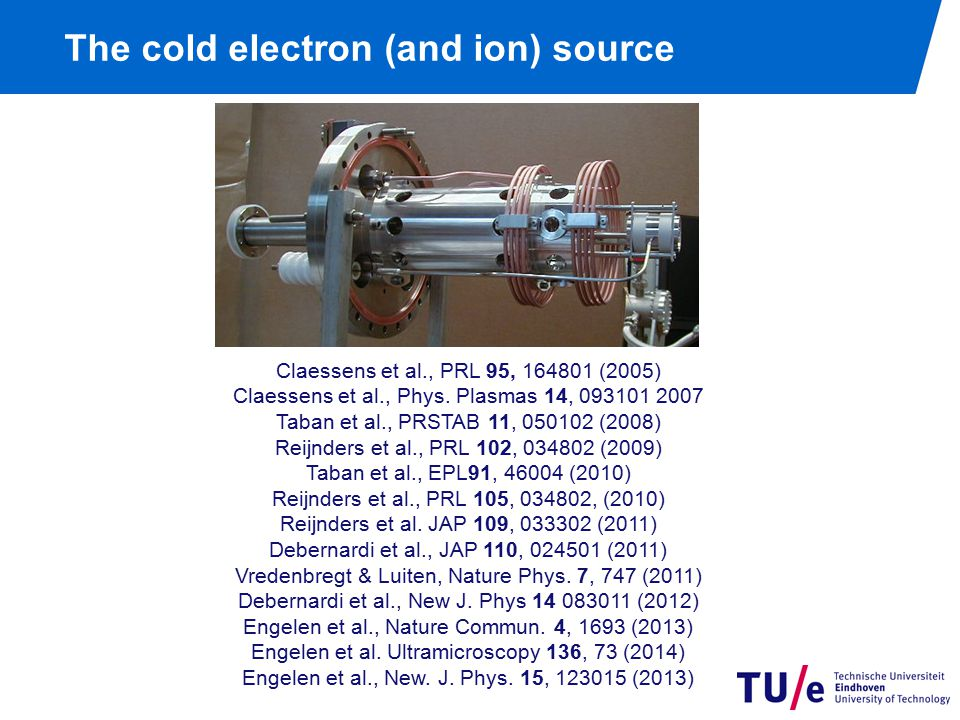 The cold electron source
