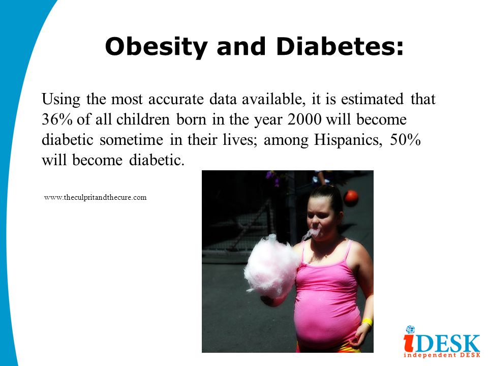 Obesity and Diabetes: