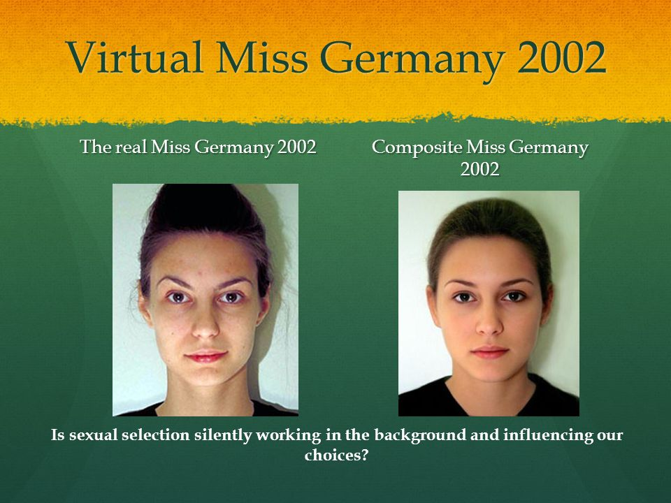Composite Miss Germany 2002