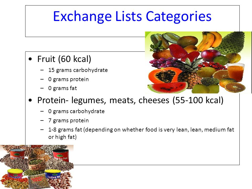 Exchange Lists Categories