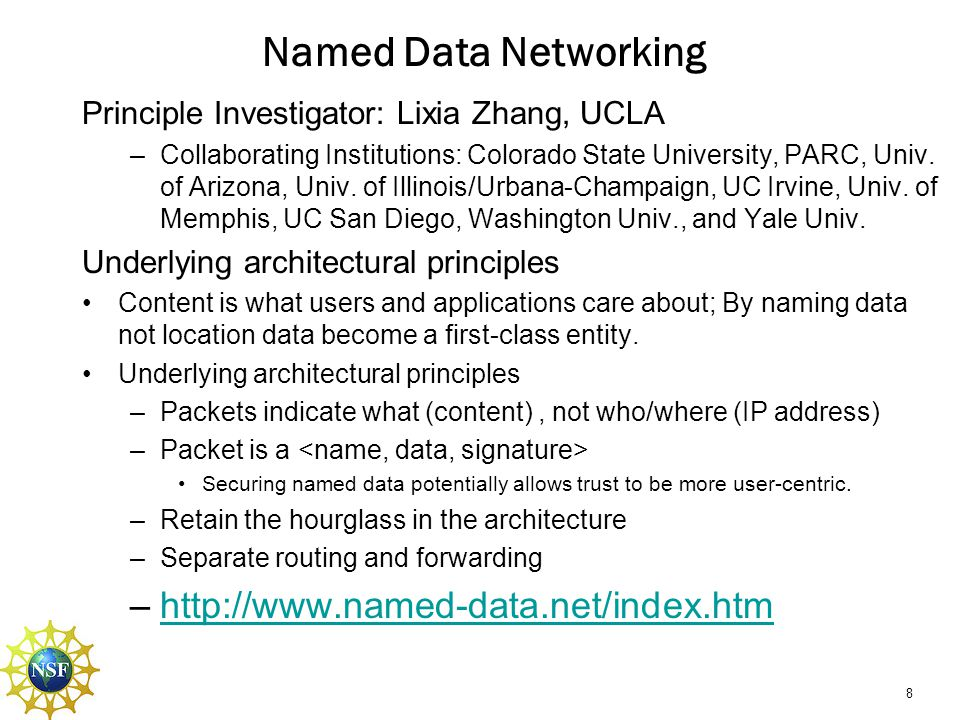 Named Data Networking Content distribution Policy Enforcement