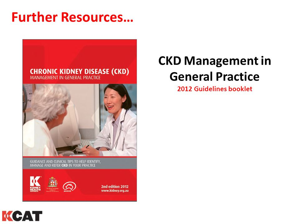 CKD Management in General Practice