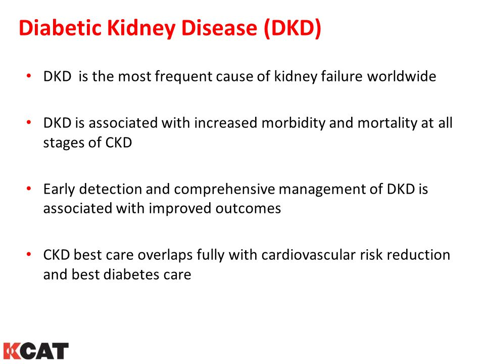 CKD & Diabetes for practice nurses - March 2012
