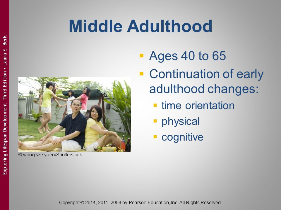 Chapter 15 physical and cognitive development in middle adulthood exploring lifespan development third edition laura e berk fandeluxe Image collections