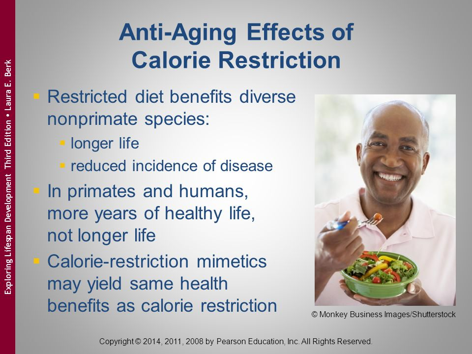 Anti-Aging Effects of Calorie Restriction