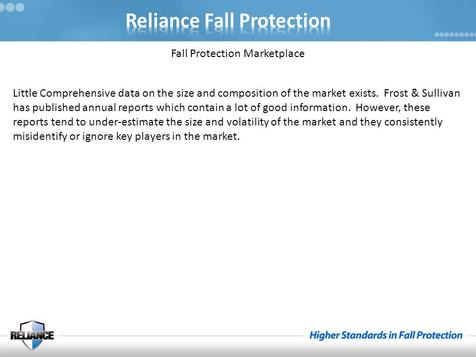 Fall Protection Marketplace