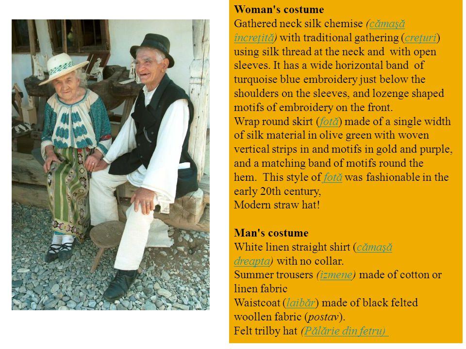 Woman s costume