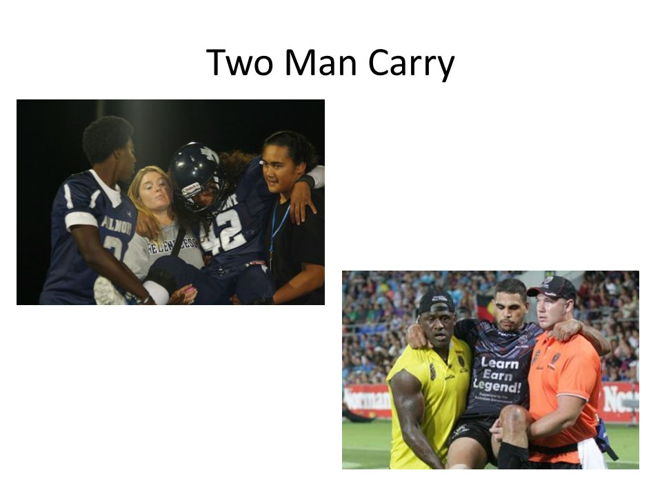 Two Man Carry