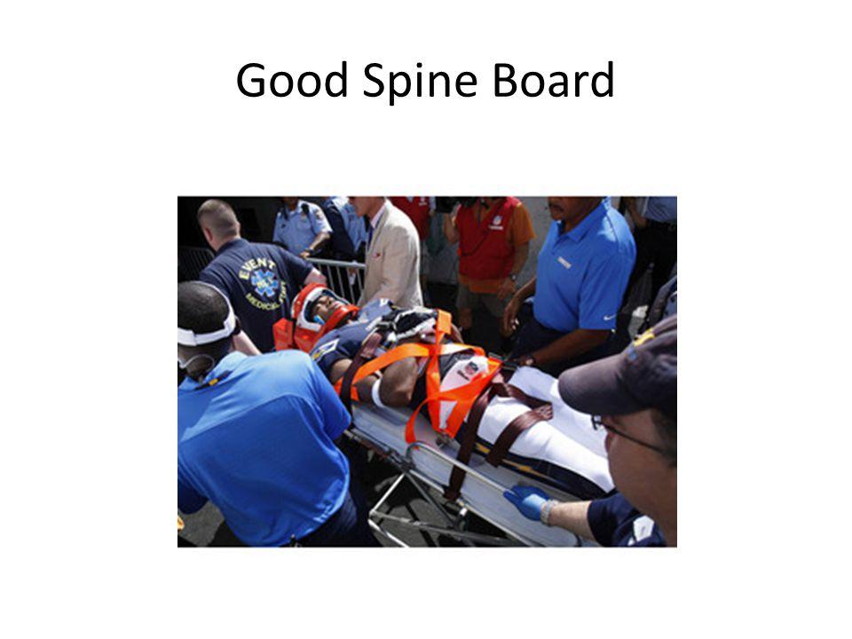 Good Spine Board