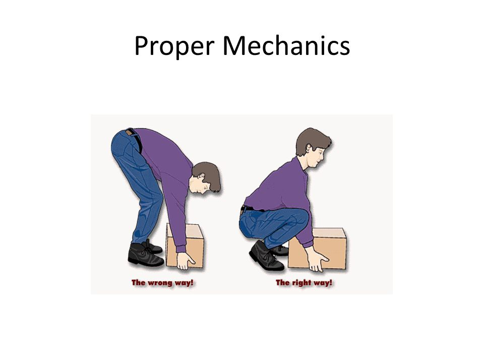 Proper Mechanics