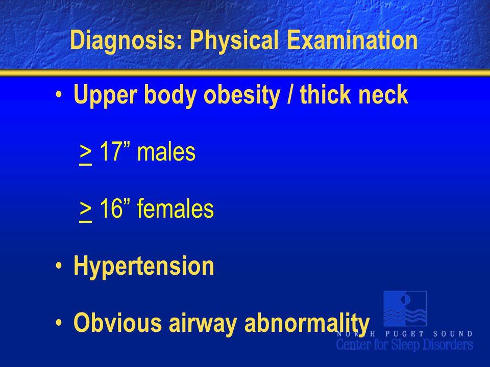Diagnosis: Physical Examination